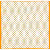 Global Industrial™ 5' W Machinery Wire Fence Partition Panel