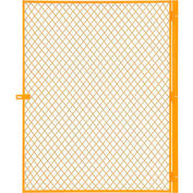 Global Industrial™ Machinery Wire Fence Partition Hinged Door