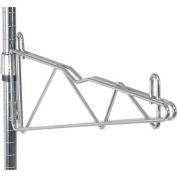 "Adjustable Single Shelf Support Kit 18"" Deep"