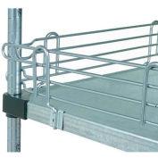 "Ledge 60""L X 4""H for Solid Shelves"