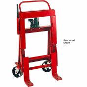 Wesco® Hydraulic Raise-N-Roll Machinery Dolly 260086 2000 Lb. Cap. - Pair