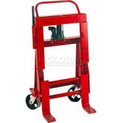 Wesco® Hydraulic Raise-N-Roll Machinery Dolly 260087 4000 Lb. Cap. - Pair