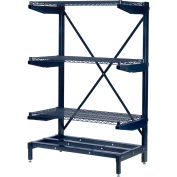 Corrosion Resistant Cantilever Rack Upright