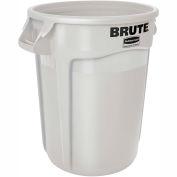 Rubbermaid Brute® 2620 Trash Container 20 Gallon - White