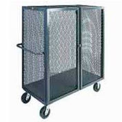 Jamco Security Clearview Truck VA348 49 x 32 2500 Lb. Capacity