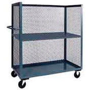 Jamco Clearview Truck ZR472 with Adjustable Shelf 72 x 36 2000 Lb. Capacity