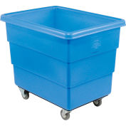 Dandux Blue Plastic Box Truck 51126010U-3S 10 Bushel Medium Duty