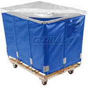 Nylon Cover 40008706 for 6 through 12 Bushel Dandux Vinyl or Canvas Bulk Truck