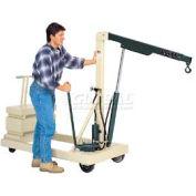 Optional Power Lift PLDC-1 for Beech® Reversed Boom Floor Cranes