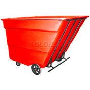 Bayhead Products Red Medium Duty 3 Cubic Yard Tilt Truck 2500 Lb. Capacity