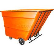 Bayhead Products Orange Medium Duty 3 Cubic Yard Tilt Truck 2500 Lb. Capacity