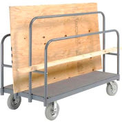 Panel, Sheet & Lumber Truck with Carpeted Deck 1200 Lb. Capacity
