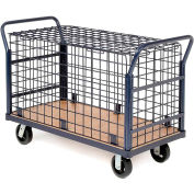 Euro Wire Security Truck 48 x 24 2000 Lb. Capacity