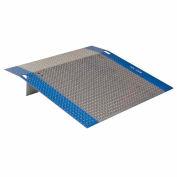 Bluff® A6048 Heavy Duty Aluminum Dock Plate 3158 Lb. Capacity