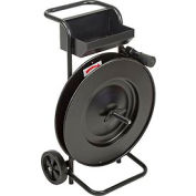 Deluxe Steel And Polypropylene Strapping Cart
