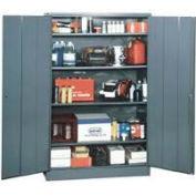 Edsal Industrial Storage Cabinet 48x24x78 - Gray