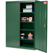 Sandusky Elite Series Storage Cabinet EA4R462472 - 46x24x72, Green