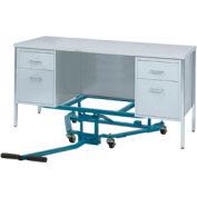 Easy Lift Desk Mover 600 Lb. Capacity