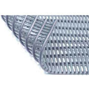 """NoTrax® Safety Grid™ Drainage Mat 1/2"""" Thick 3' x Up to 40' Gray"""