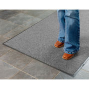 Absorbent Ribbed Mat 48 Inch Size Gray