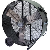 "TPI 42"" Portable Blower Fan Direct Drive PB42D 1/2 HP 15600 CFM"