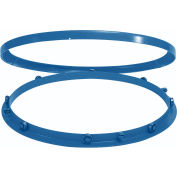 Pallet & Skid Carousel Turntable Rotating Ring 2000 Lb. Capacity