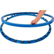 Global Industrial™ Pallet & Skid Carousel Turntable Rotating Ring, 4000 Lb. Capacity