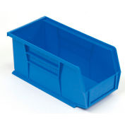 Akro-Mils 30230 Blue Bins Case of 36 for Two-In-One Plastic Stock & Utility ProCarts - Pkg Qty 36