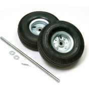 "Universal 10"" Pneumatic Hand Truck Wheel Kit"