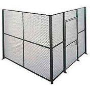 Husky Rack & Wire EZ Wire Mesh Partition Component Panel 9'Wx8'H