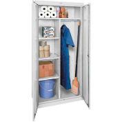 Sandusky Elite Series Combination Storage Cabinet EACR361872 - 36x18x72, Gray
