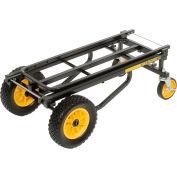 Multi-Cart® R8 Mid 8-In-1 Convertible Hand Truck 500 Lb. Capacity