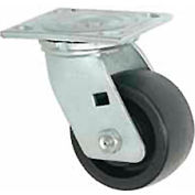 "Faultless Swivel Plate Caster 1465W-8 8"" Thermoplastic Wheel"