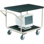 "Instrument Cart 36 x 24 With 5"" Casters"