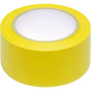 "INCOM® Safety Tape Solid Yellow, 6 Mil Thick, 2""W x 108'L, 1 Roll"