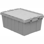 Buckhorn Attached Lid Container AC2115090201000 - 21-1/2x15-1/4x9-5/8