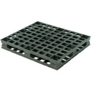 Double Sided Rackable Plastic Pallet 4500 Lbs Max Dynamic Wt Capacity