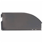 "Durham 34"" Divider 1341-95 - For 34"" Diameter Revolving Parts Storage Shelving Center - Pkg Qty 20"