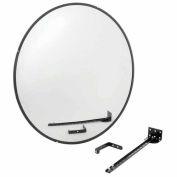 "Glass Mirror 160 Degree Indoor 36"" Dia"