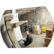 Acrylic Mirror 160 Degree Indoor 20x30