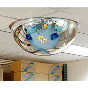 "Dome Ceiling Mirror 360 Degree 25-1/2"" Dia"