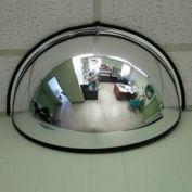 "Dome Ceiling Mirror 180 Degree 26""Dia"