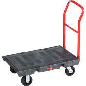 Rubbermaid® 4406 Plastic Deck Platform Truck 36 x 24 2000 Lb. Capacity