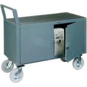 Jamco Security Audio Visual & Instrument Truck 48 x 24 1200 Lb. Capacity