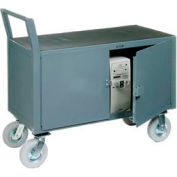 Jamco Security Audio Visual & Instrument Truck 48 x 30 1200 Lb. Capacity