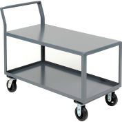 Jamco 2 Shelf All-Welded Heavy Duty Service Cart SL360 60 x 30 2000 Lb. Capacity