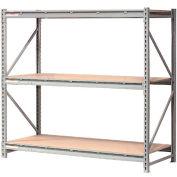 "Extra High Capacity Bulk Rack With Wood Decking 72""W x 36""D x 72""H Starter"