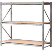 "Extra High Capacity Bulk Rack With Wood Decking 60""W x 36"" x 96""H Starter"