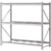"Extra High Capacity Bulk Rack Without Decking 72""W x 24""D x 72""H Starter"