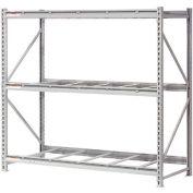 "Extra High Capacity Bulk Rack Without Decking 96""W x 36""D x 120""H Starter"